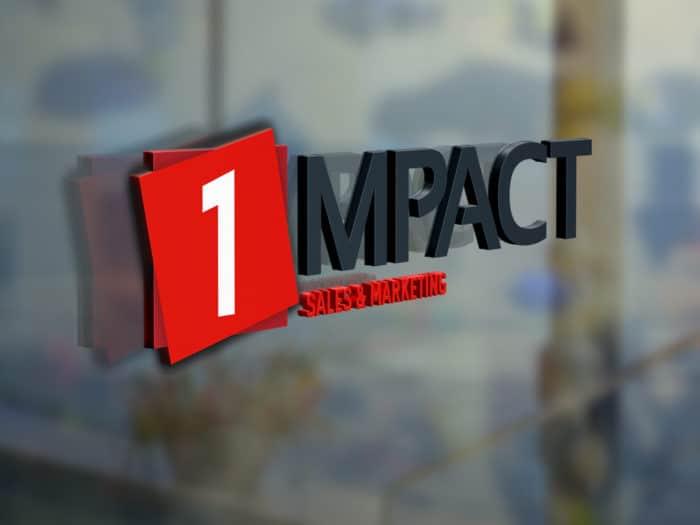 logo agence impact ovm