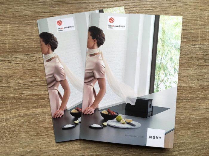 brochure NOVY