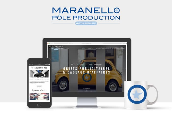 maranello pole production