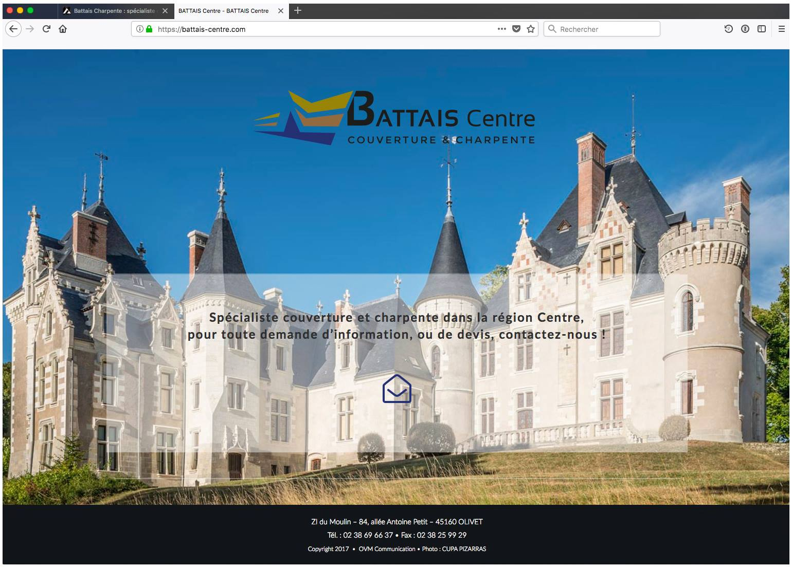 battais centre