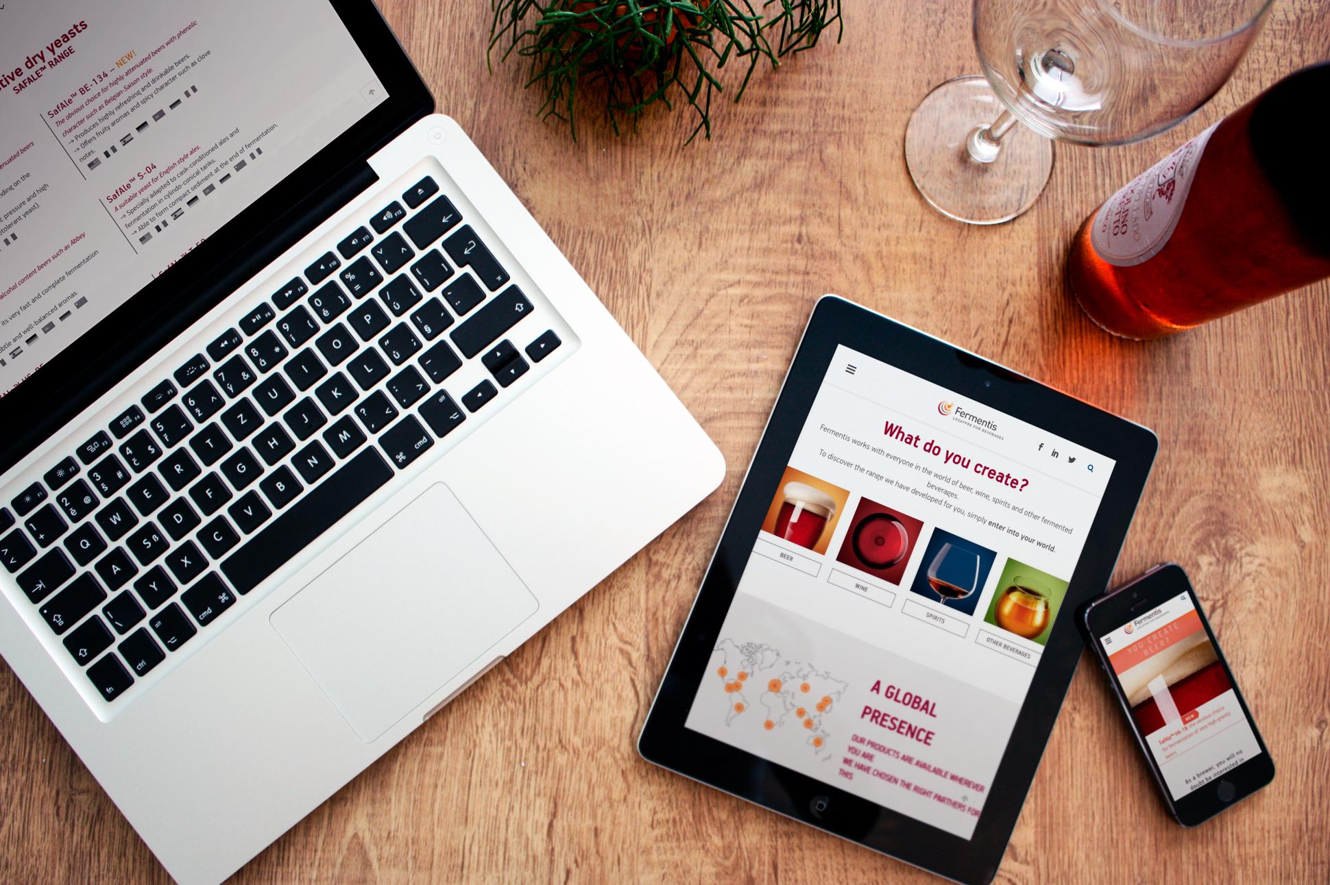 site web fermentis