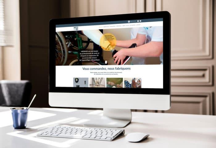 MedIn3D web