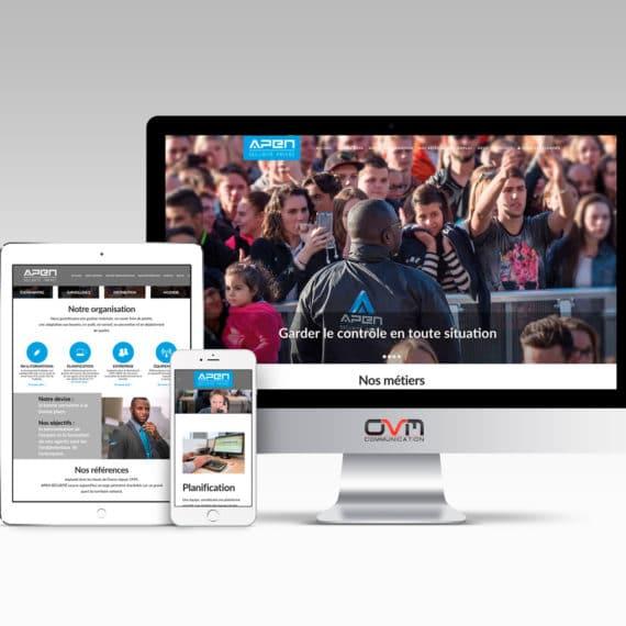 site web APEN