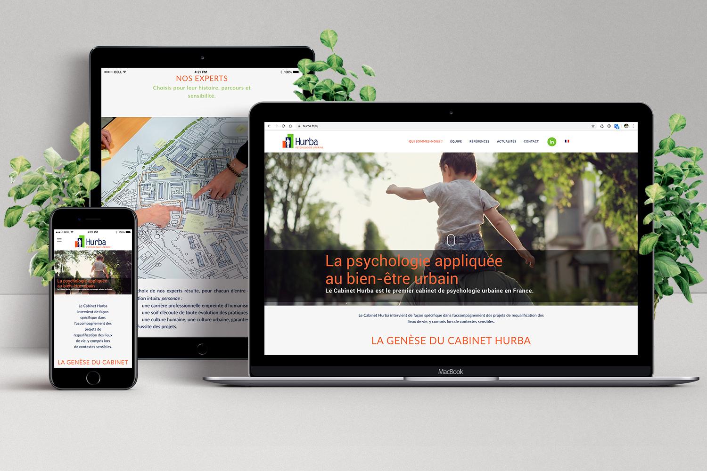 Hurba site web