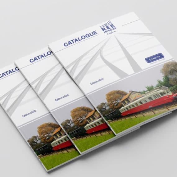Catalogue REE Modèles 2020