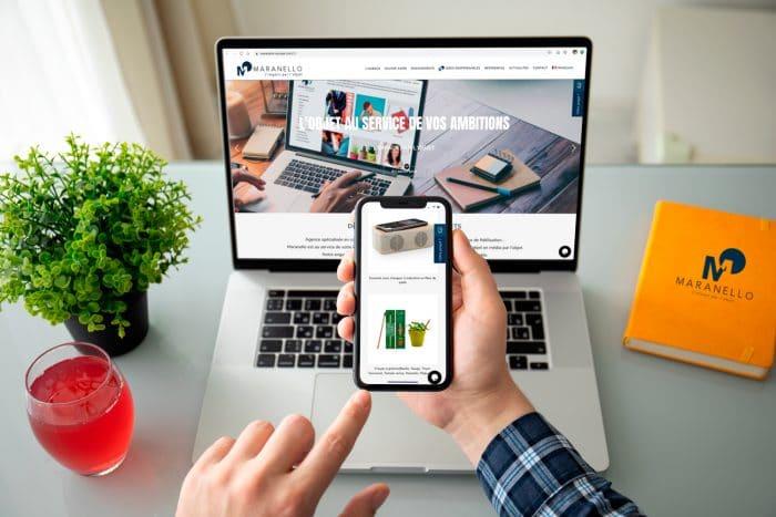 Maranello site web