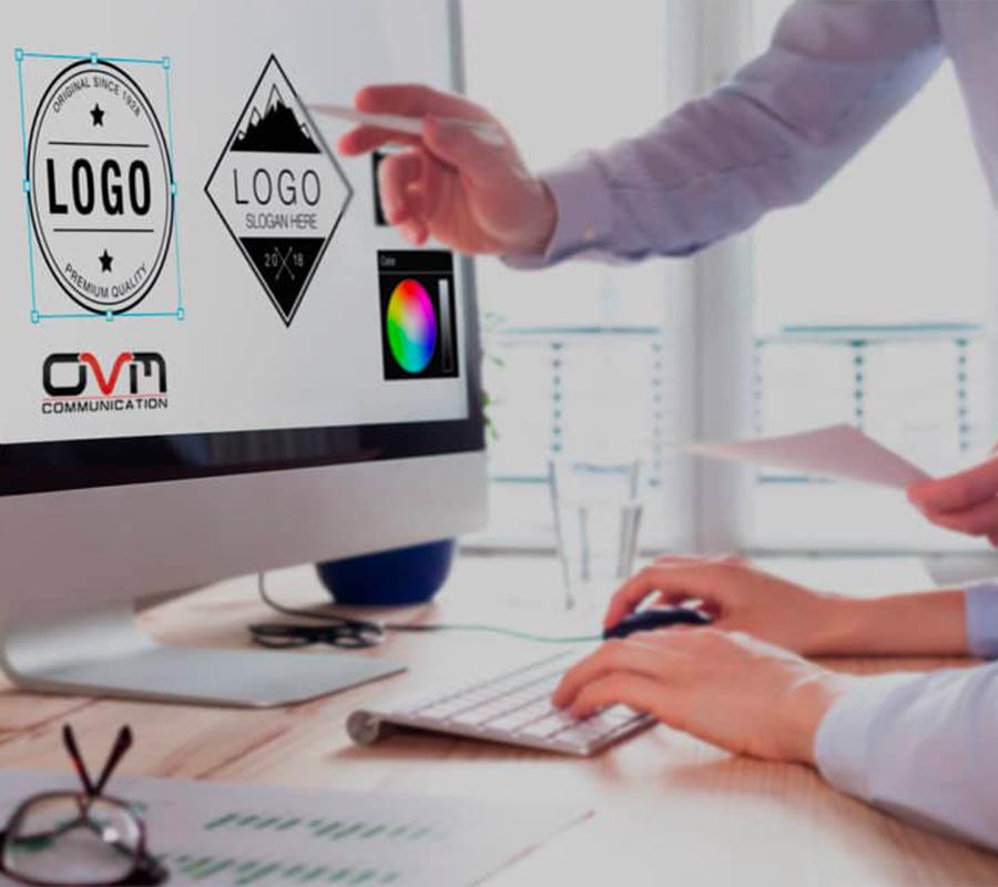 identité visuelle, logo